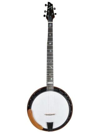 nechville galaxy phantom 5-string banjo