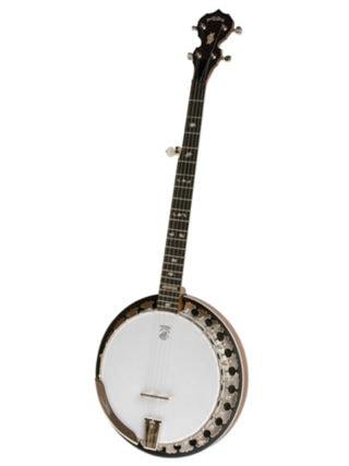 deering boston 5 string banjo