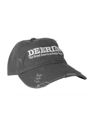deering banjos baseball cap