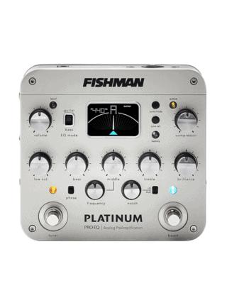 fishman banjo eq-di analog preamp pro plt 201