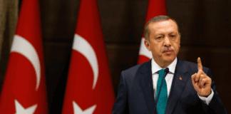 Sfida di Erdogan