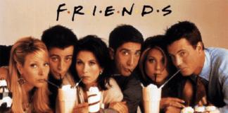 Errori nella trama di Friends