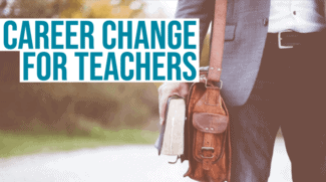career change for teachers
