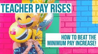 teachers pay rise