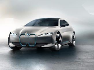 BMW iVision Dynamics