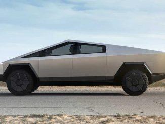 2021 Electric trucks - Tesla Cybertruck