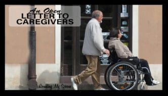 An open letter to caregivers