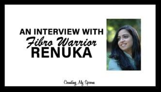 An interview with Fibro Warrior - Renuka