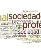sociedades profesionales
