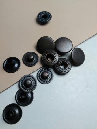 Кнопка альфа 12 мм ст.медь