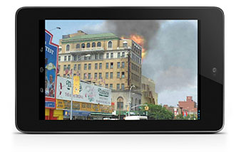 Fire Sim on Android