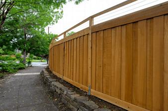 cheap ways to block neighbors view