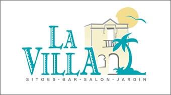 Logotipo da La Villa Sitges