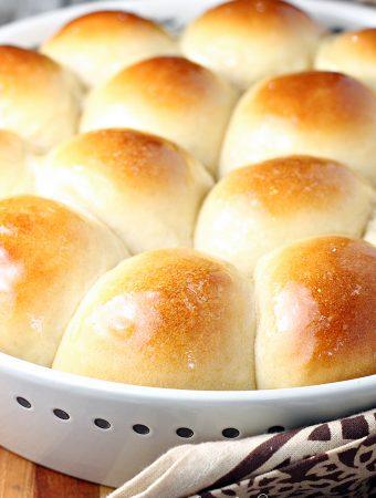 Perfect Potato Rolls