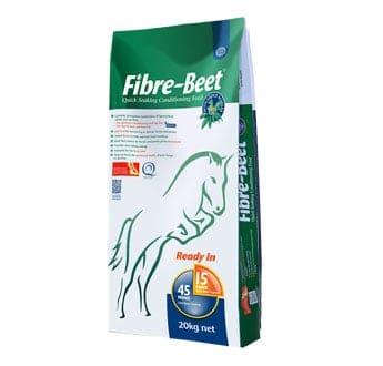 beet pulp with alfalfa