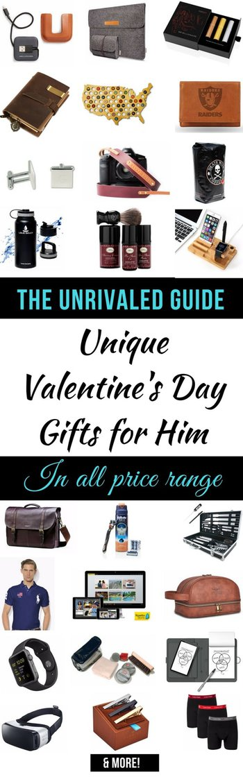 This is your ultimate guide to the best Valentine's Day gifts for him this season. Includes everything from the best outdoor gears to the most-wanted clothing and devices for men. A roundup of budget-friendly gift ideas even for the man who has everything. All about best gifts, last minute gift ideas, Valentine gifts. #giftguide #gifts #gifts for him