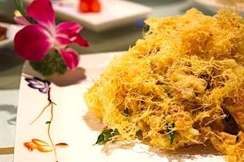 シルクロードの中華料理の画像