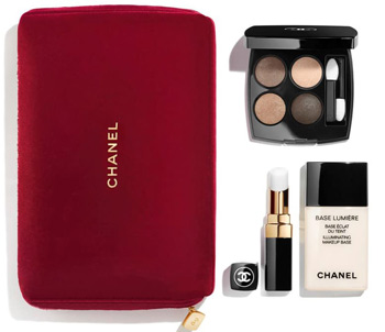 Chanel Catch the Light makeup set   40plusstyle.com