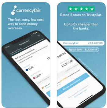 CurrencyFair App Review