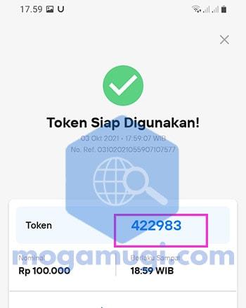 Kode Token Tarik Tunai New Livin by Mandiri