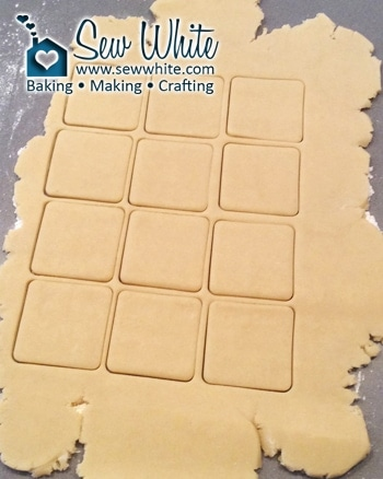 Sew White Bruce Springsteen album cover biscuits 2