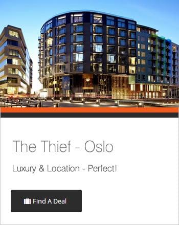 Der Dieb Oslo