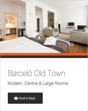 Hotel Barceló Praga