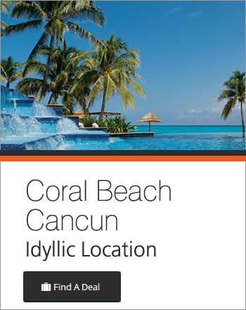 koraalstrand cancun