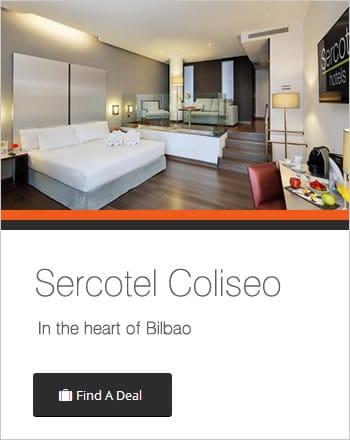 Sercotel Coliseo