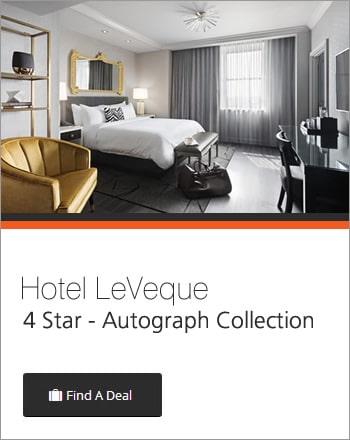 Hôtel LeVeque, Columbus