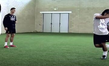 Ronaldo Freestyle Juggling