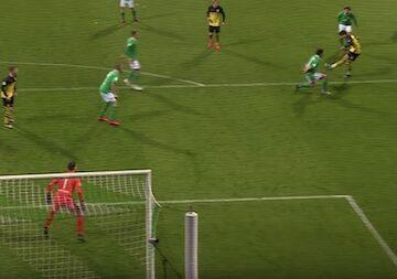 Gio Reyna Goal