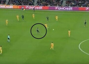 The Half Turn Soccer