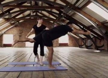 Giggs Yoga Routine