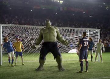 Goalkeeper Hulk Routine