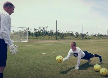Goalkeeper Strength Training