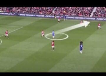 Man Marking in Soccer