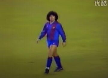 Maradona Barcelona