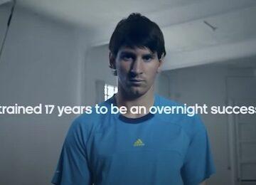 Messi Training Formula
