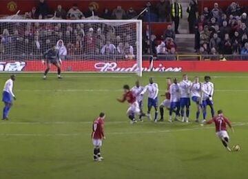 Cristiano Free Kick Versus Portsmouth