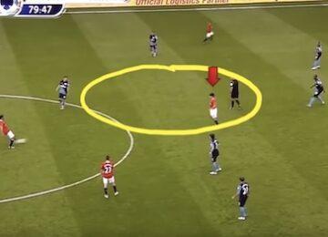 Soccer Positional Running - Movement Off the Ball