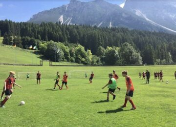 Soccer Camps Italy