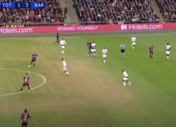 Barcelona Continuous Passes