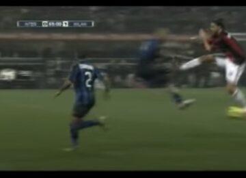Ibrahimovic Taekwondo vs Materazzi