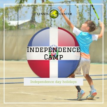 Independence day Tennis Camps for juniors on the Caribbean in Dominican Republic, Sosua - Cabarete