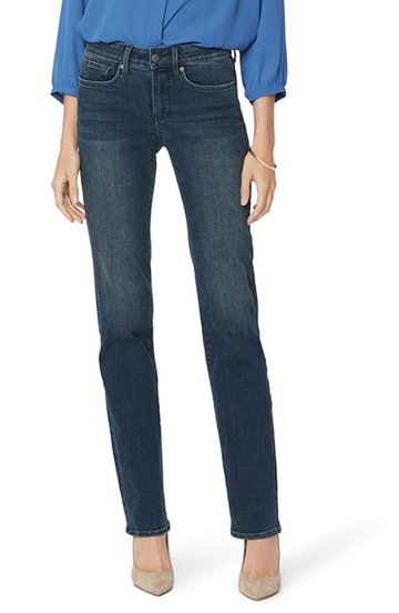 Jeans for tall women - NYDJ | 40plusstyle.com