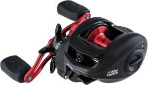 Abu Garcia Black Max & Max X Low Profile Baitcast Fishing Reel