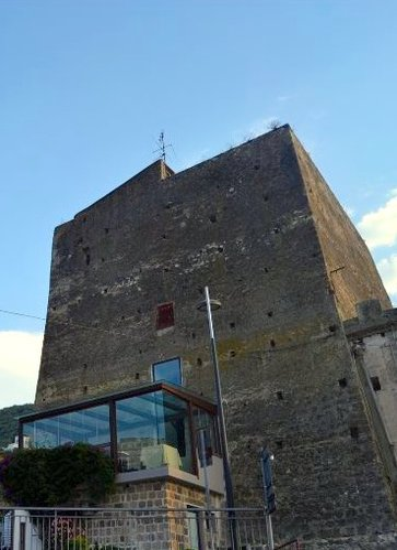 トッレ・デル・サラチーノの塔の画像