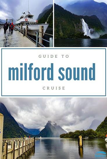 Milford Sound New Zealand Pinterest