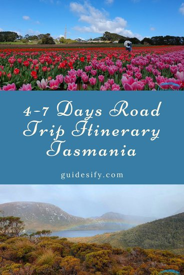 Tasmania-Itinerary
